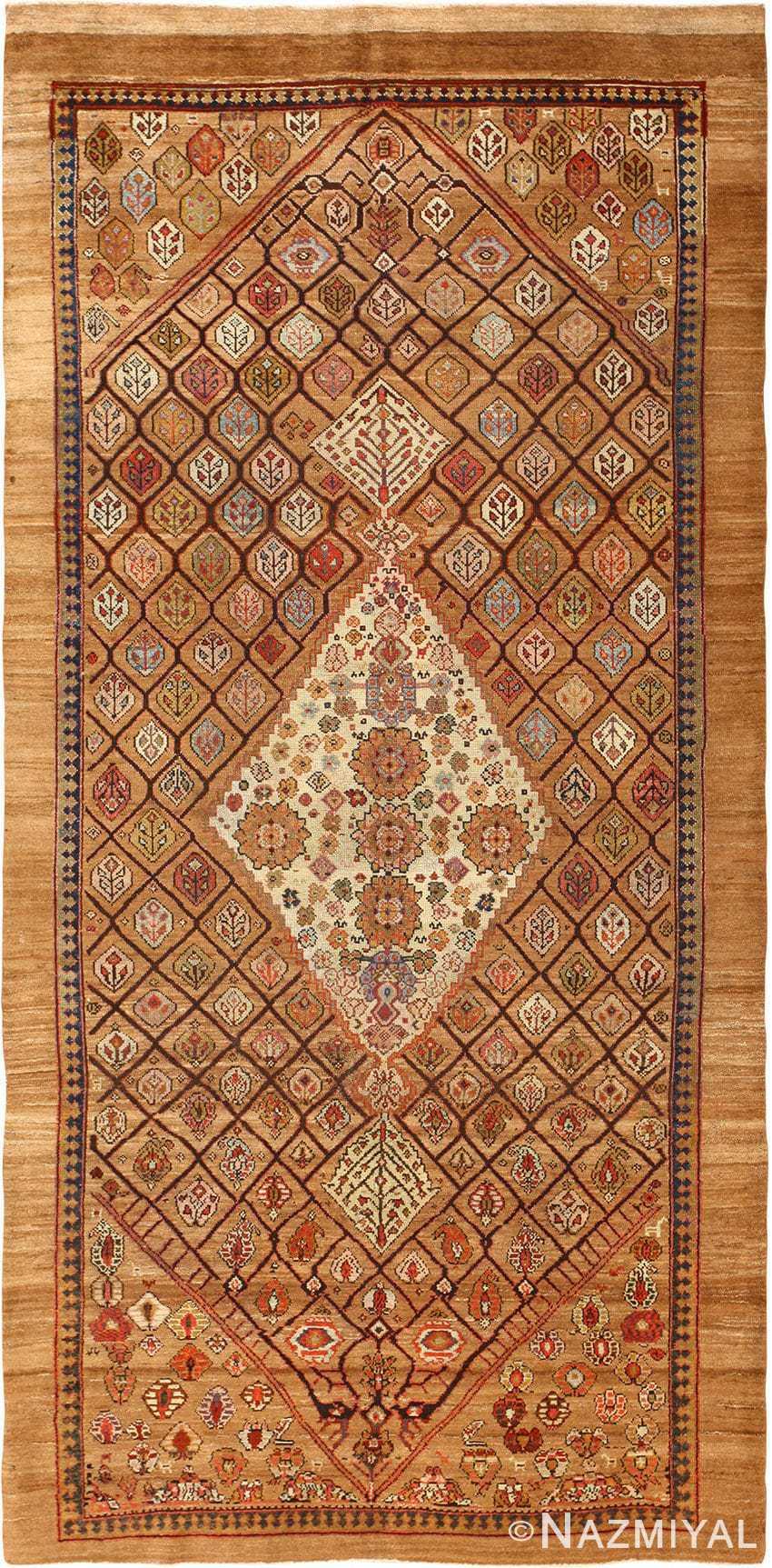 Antique Persian Serab Rug 50699