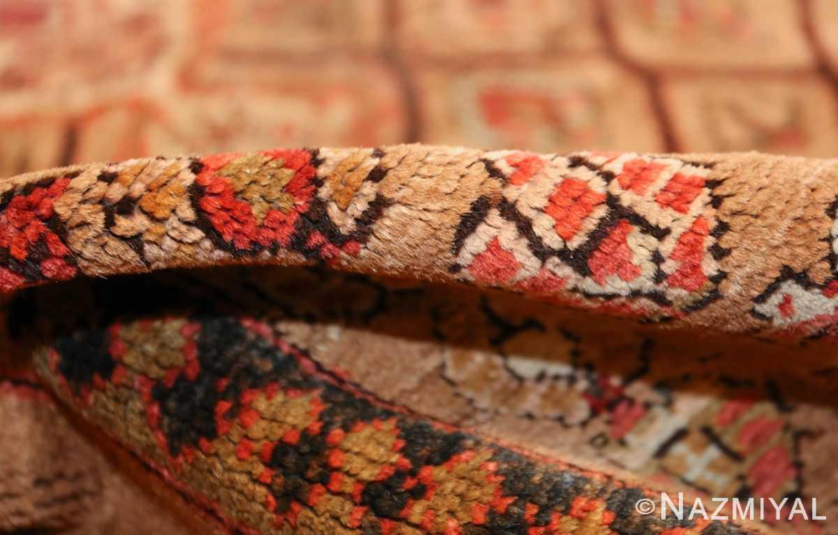 antique persian serab rug 50699 pile Nazmiyal
