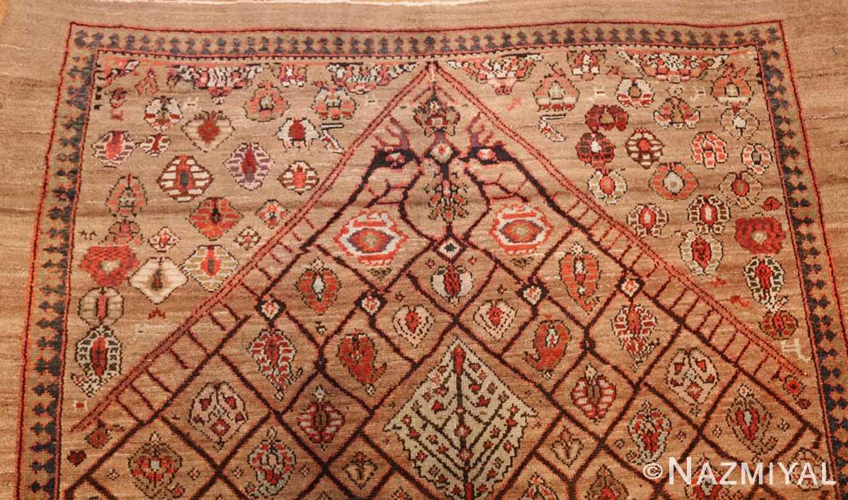 antique persian serab rug 50699 top Nazmiyal