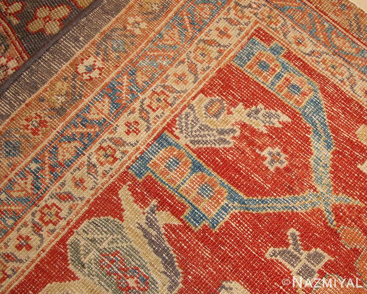breathtaking gray persian sultanabad rug 49032 weave Nazmiyal
