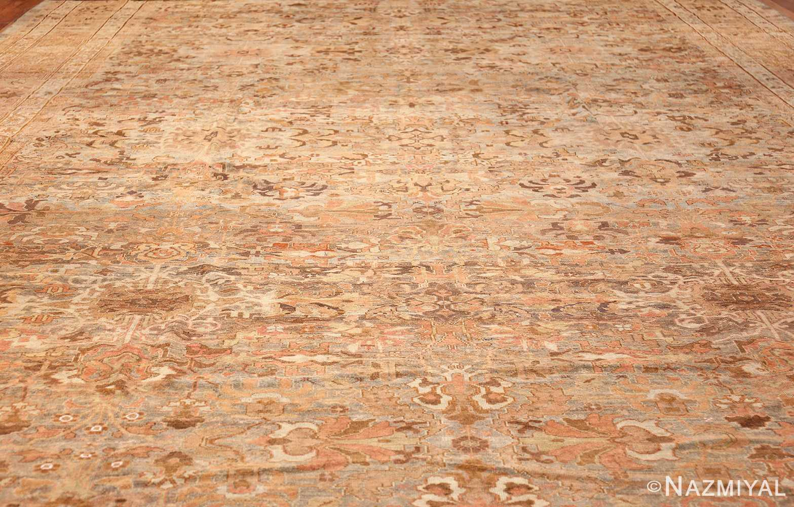 large light gray persian malayer rug 48882 field Nazmiyal