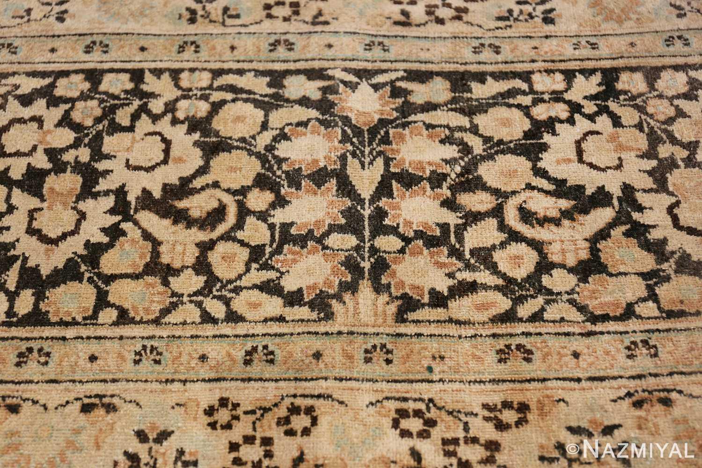 Large Oversized Antique Persian Khorassan Rug 48922 Border Tree Nazmiyal