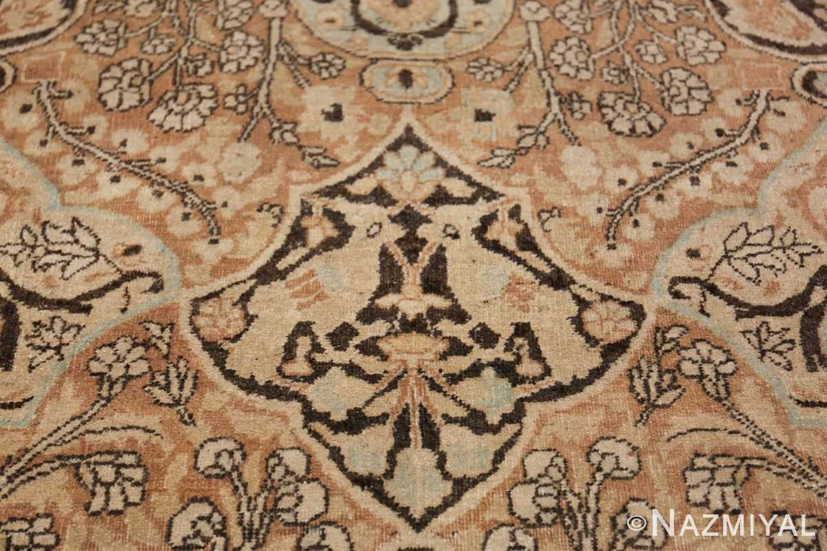 Large Oversized Antique Persian Khorassan Rug 48922 Sitting Birds Nazmiyal