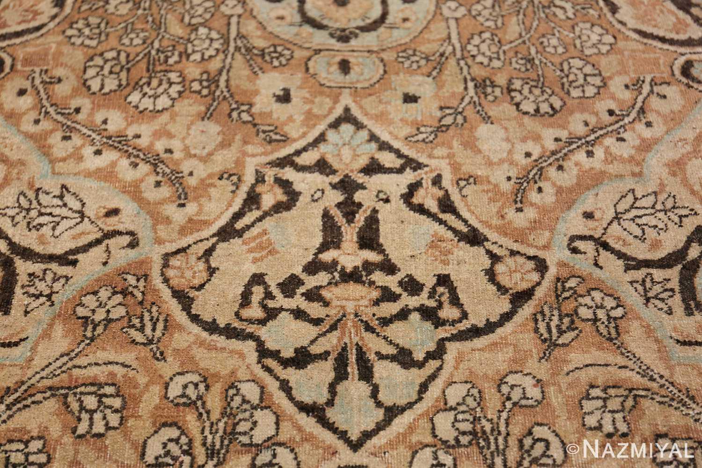 Large Oversized Antique Persian Khorassan Rug 48922 Sitting Birds Nazmiyal