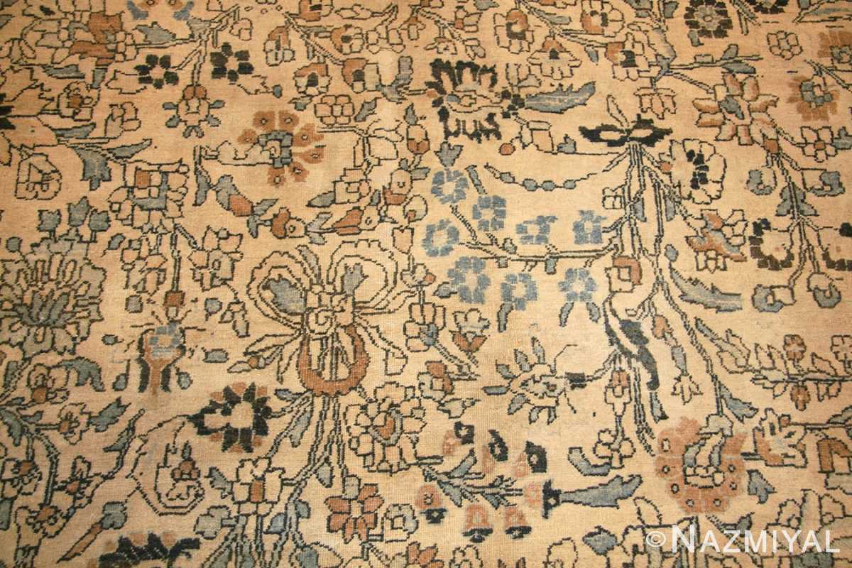 oversized antique persian khorassan rug 48825 field Nazmiyal