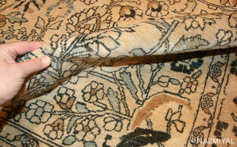 oversized antique persian khorassan rug 48825 pile Nazmiyal