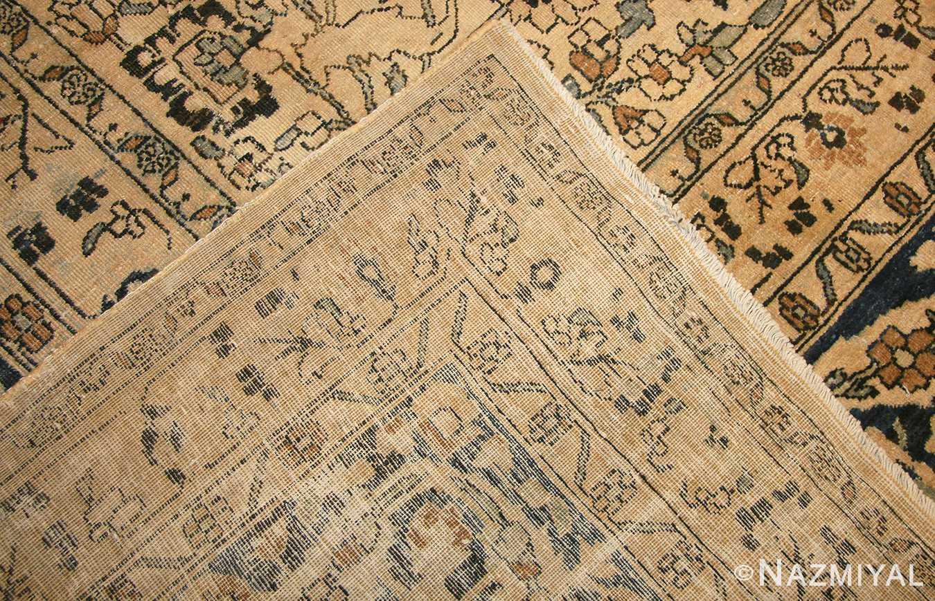 oversized antique persian khorassan rug 48825 weave Nazmiyal