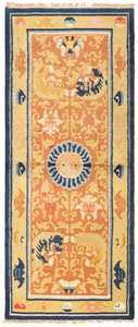 Antique Chinese Deco Rug 49109