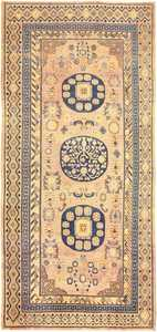Antique Khotan Rug 49047