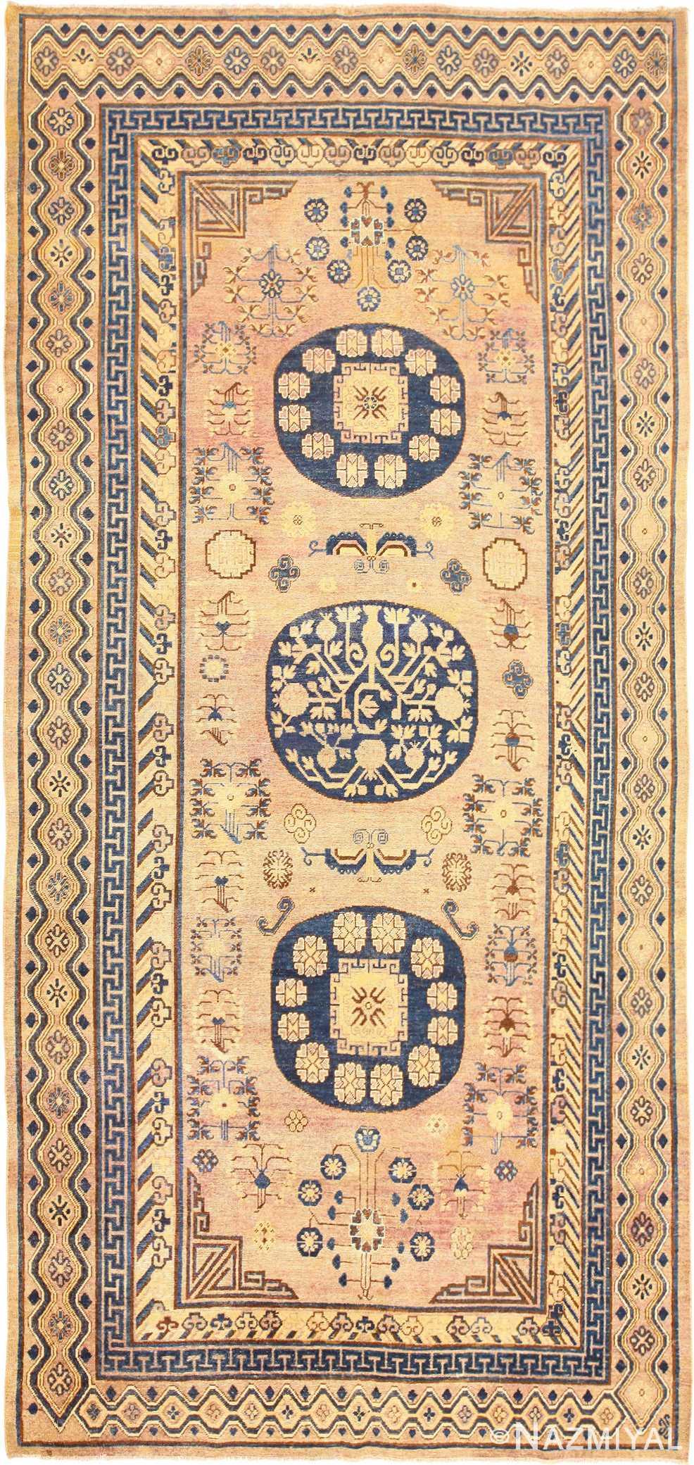Antique Khotan Rug 49047