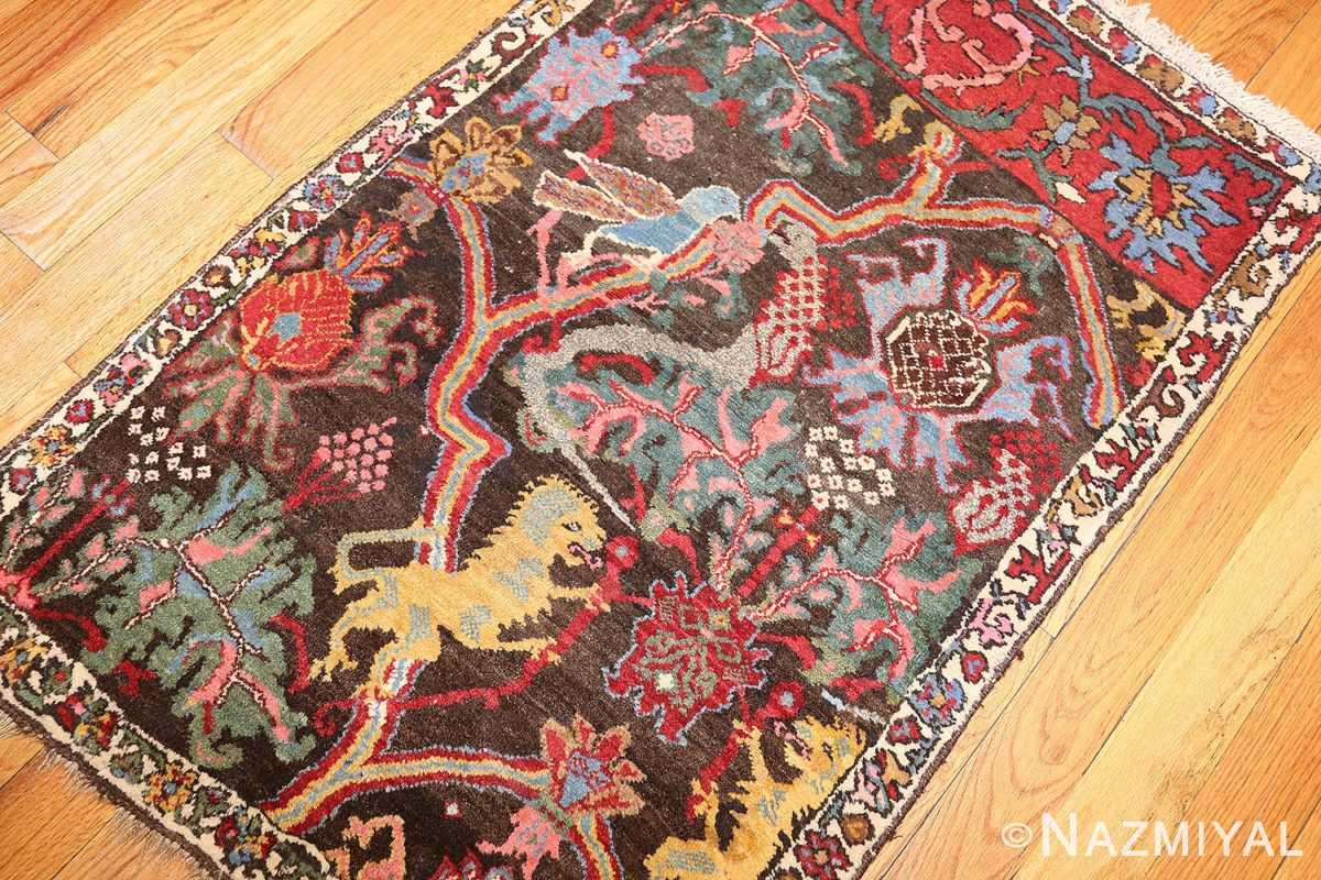 antique persian bidjar sampler rug 49097 whole Nazmiyal
