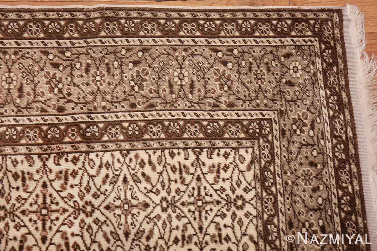 fine decorative antique turkish sivas rug 50185 corner Nazmiyal