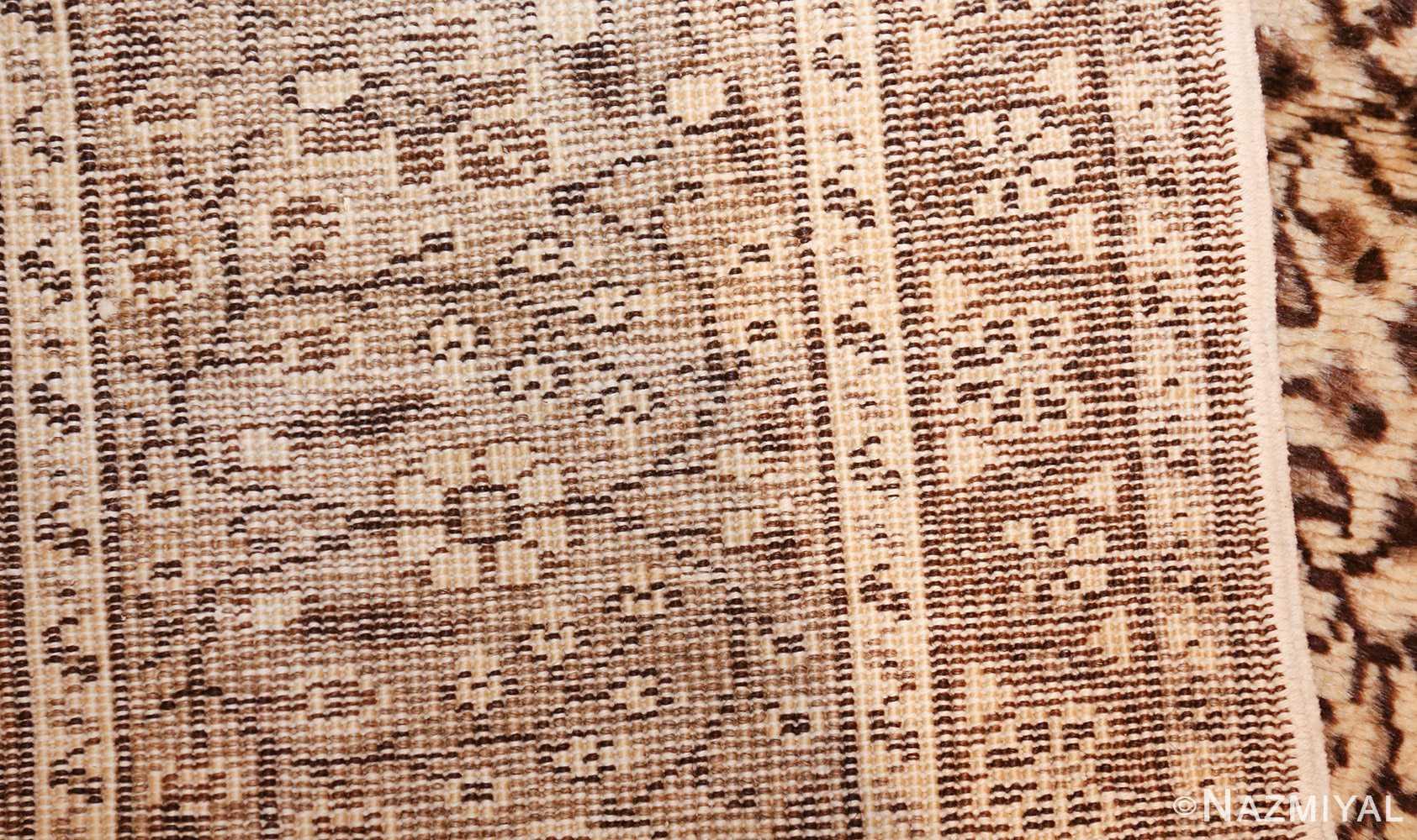 fine decorative antique turkish sivas rug 50185 weave Nazmiyal