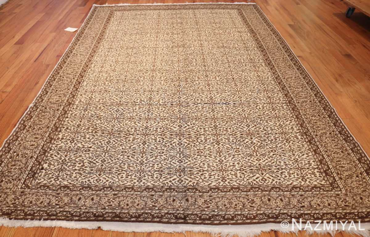fine decorative antique turkish sivas rug 50185 whole Nazmiyal