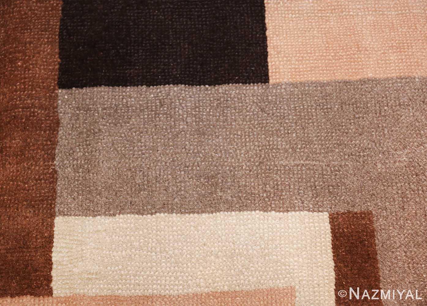 french art deco rug by ivan da silva bruhns 49081 colors Nazmiyal