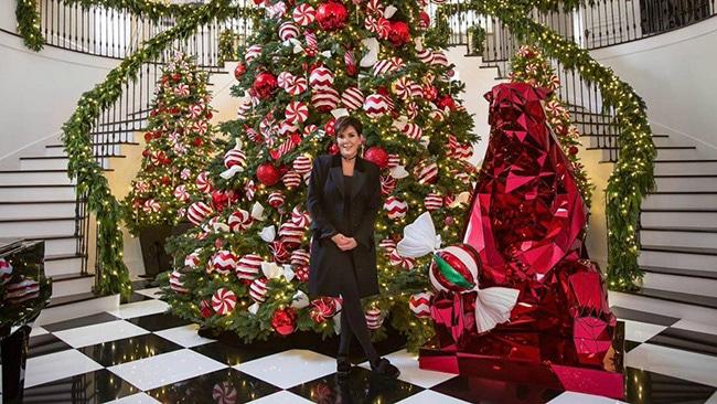 Kris Jenner's House by Nazmiyal