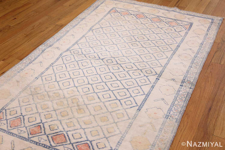 antique cotton indian agra rug 49148 whole Nazmiyal