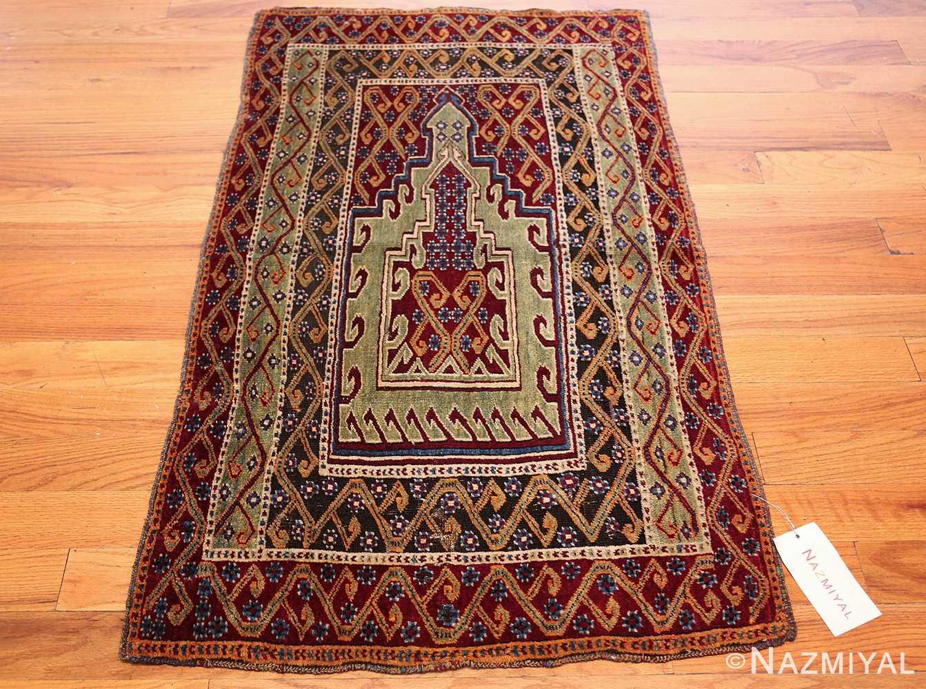 antique east anatolian turkish prayer rug 49101 whole Nazmiyal
