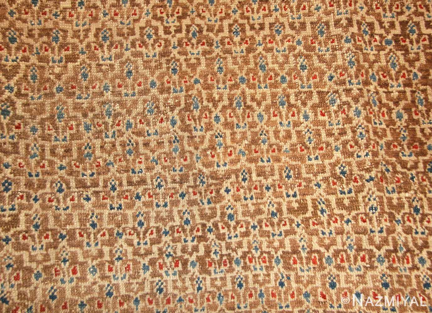antique tribal persian bakshaish rug 49174 field Nazmiyal