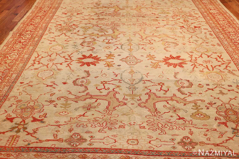 ivory background antique persian sultanabad rug 49163 full Nazmiyal