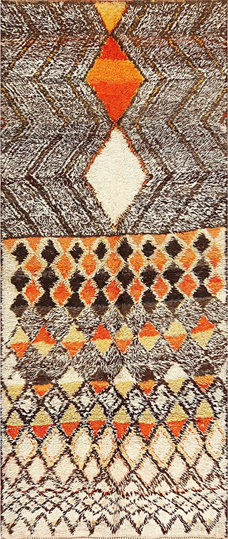 Vintage Moroccan Rug Happy Antique Rugs