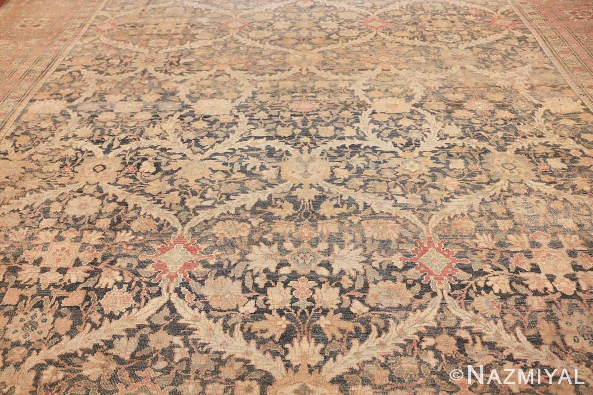 Large Oversized Antique Persian Sulatanabad Rug 49076 Nazmiyal
