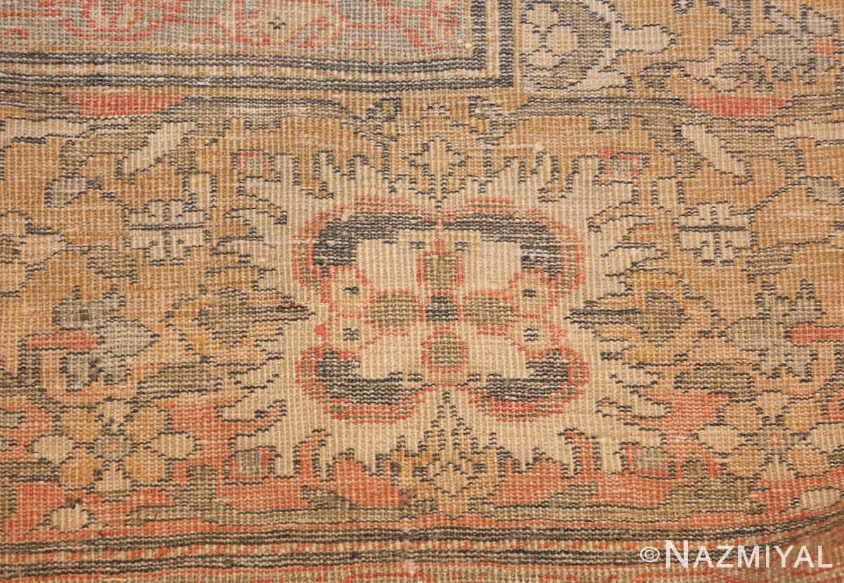 antique large persian sultanabad rug 49076 knots Nazmiyal