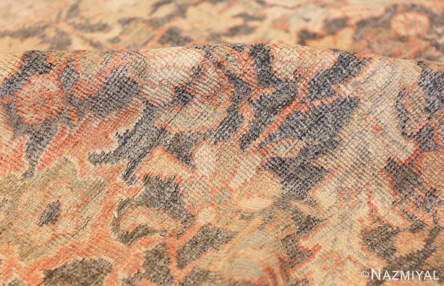 antique large persian sultanabad rug 49076 pile Nazmiyal