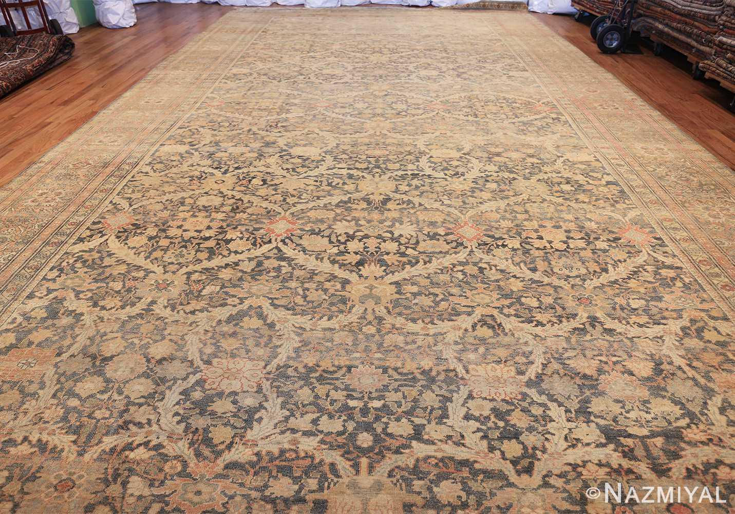 antique large persian sultanabad rug 49076 whole Nazmiyal