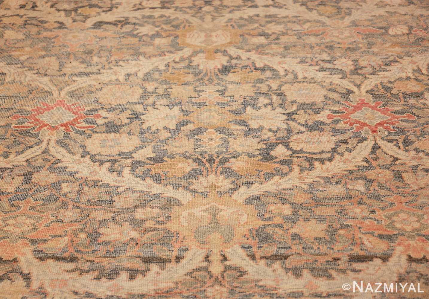 antique large persian sultanabad rug 49076 yellow NAzmiyal