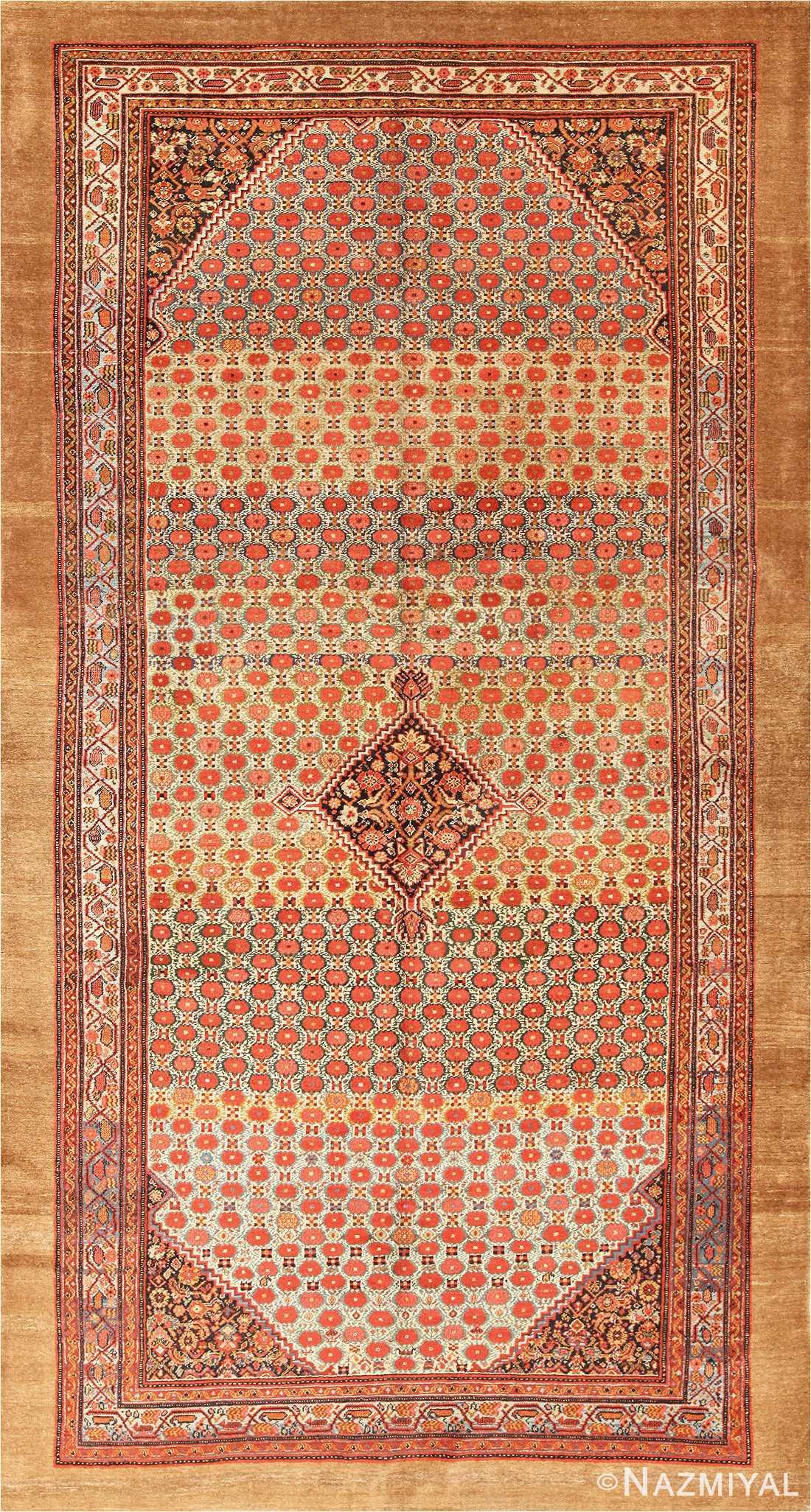 Antique Tribal Persian Serab Rug 49160