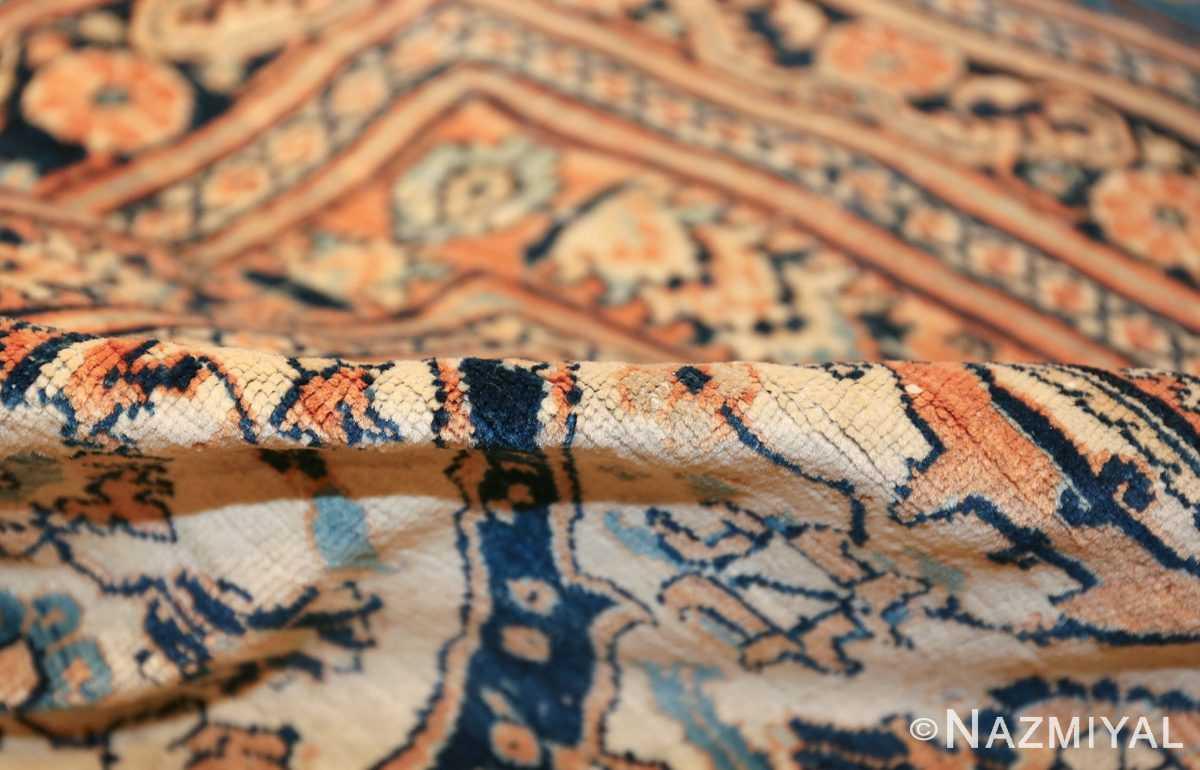 extremely fine antique persian haji jalili tabriz rug 49170 pile Nazmiyal