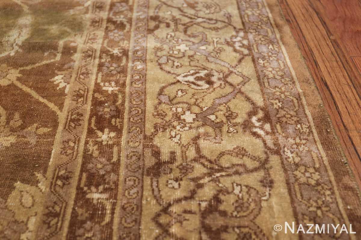 Large Antique Vase Design Indian Amritsar Rug 50341 Border Design Nazmiyal