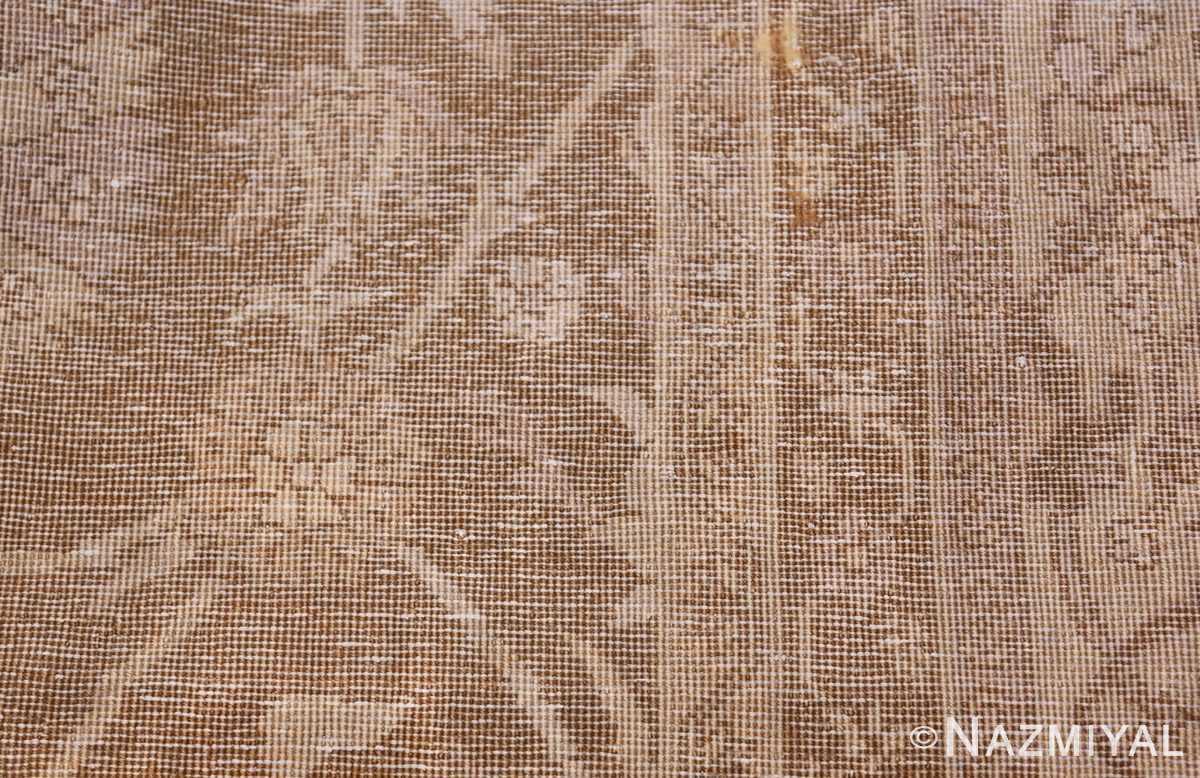 Large Antique Vase Design Indian Amritsar Rug 50341 Woven Knots Nazmiyal
