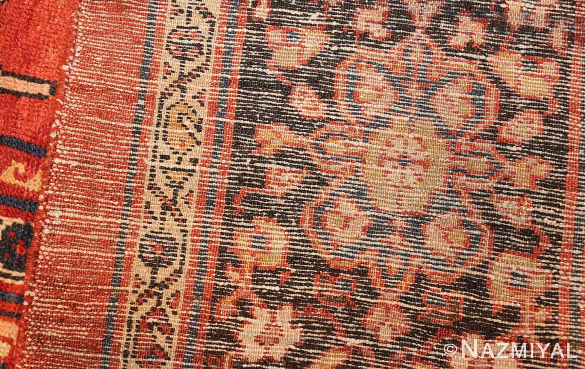 oversize antique persian sultanabad rug 50653 weave Nazmiyal