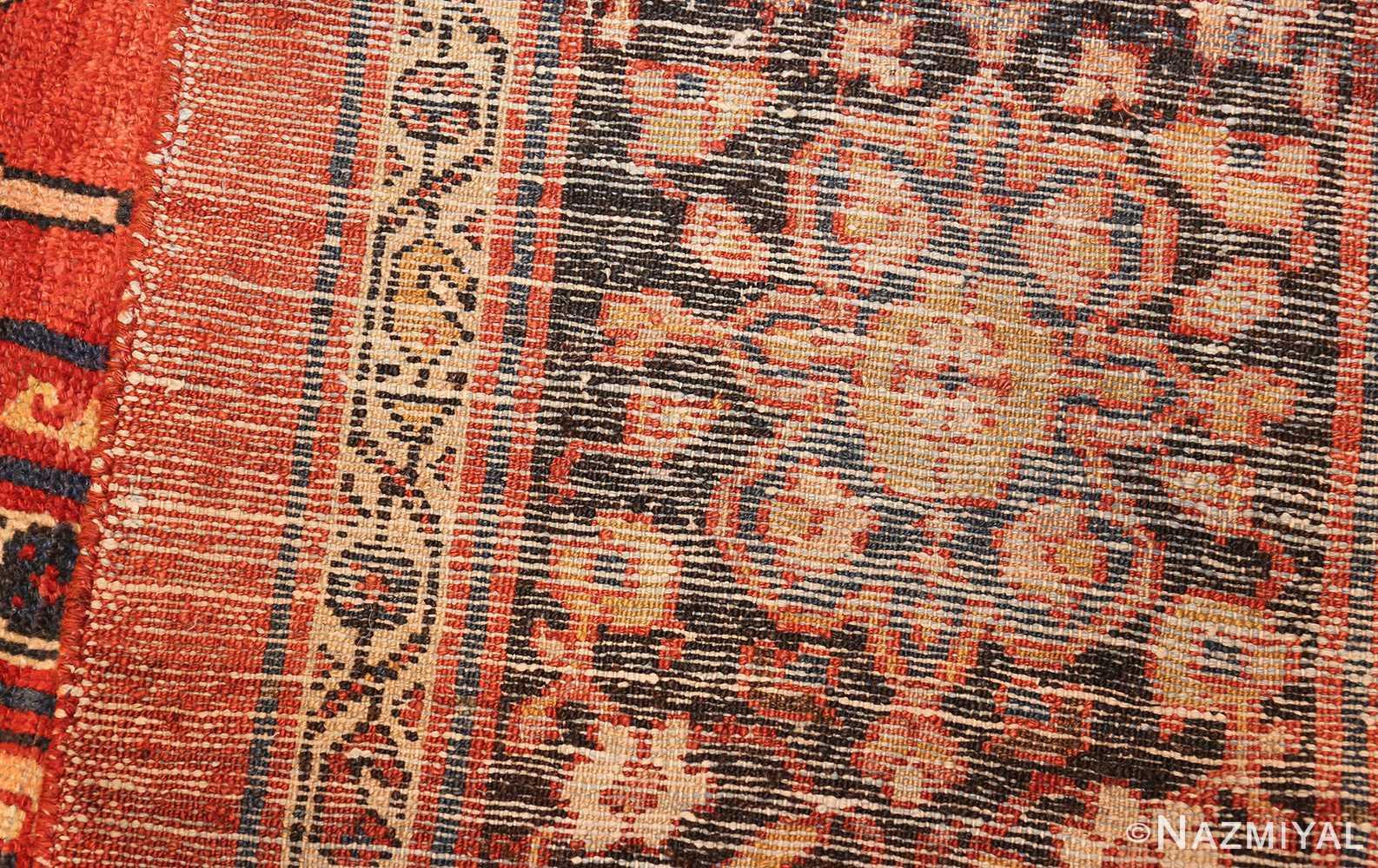 oversize antique persian sultanabad rug 50653 weave Nazmiyal