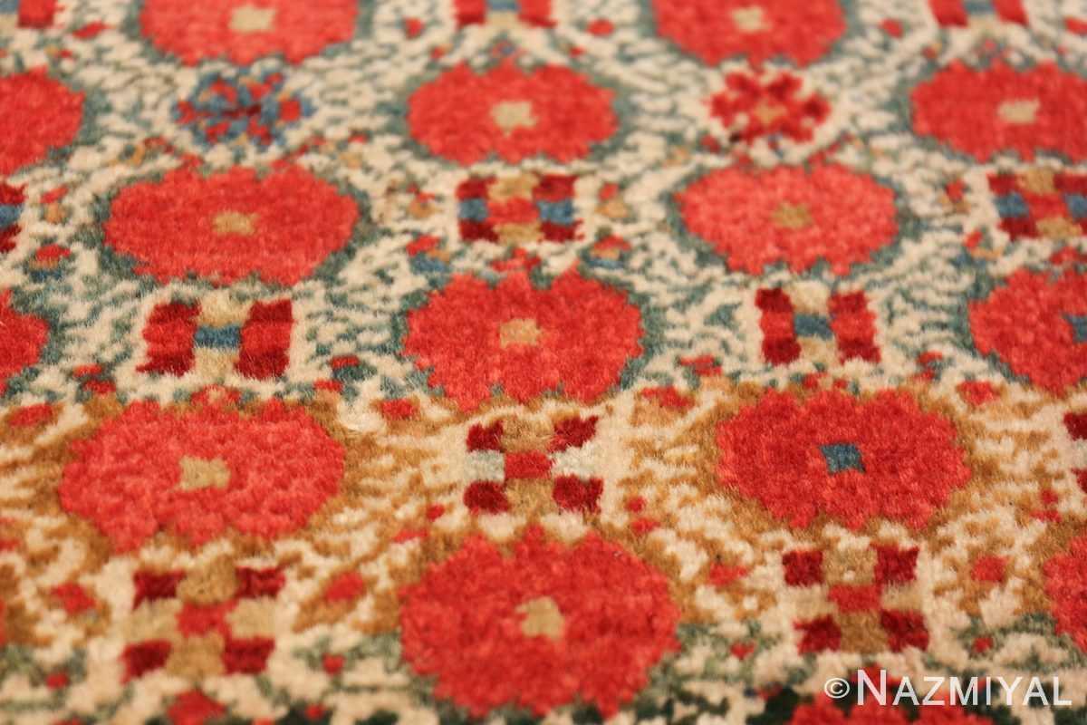 Tribal Antique Persian Serab Rug 49160 Texture Shot Nazmiyal