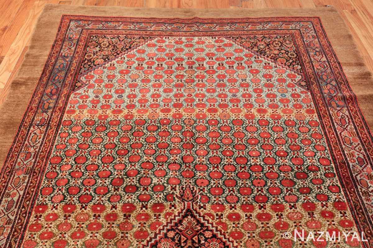 Tribal Antique Persian Serab Rug 49160 Top Design Nazmiyal