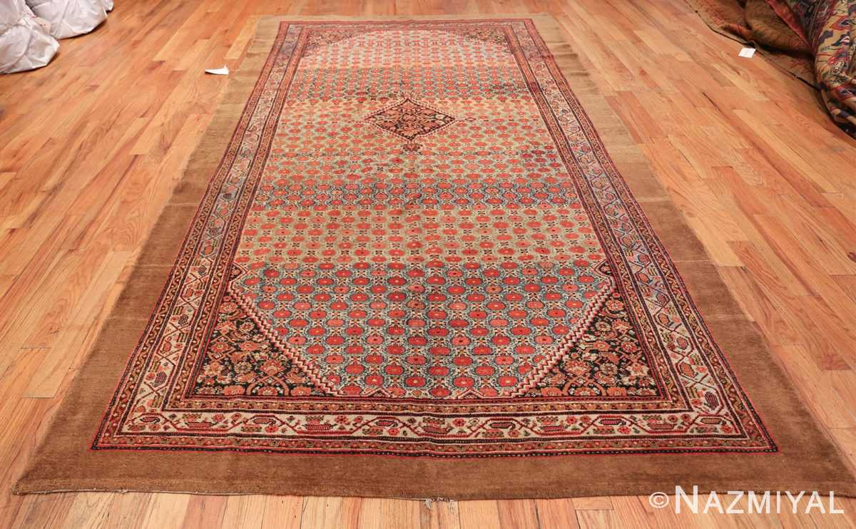Tribal Antique Persian Serab Rug 49160 Whole Design Nazmiyal
