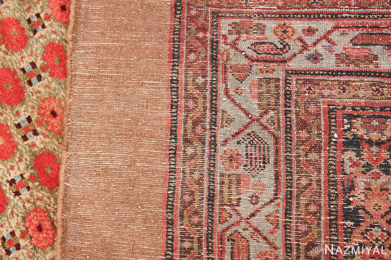 Tribal Antique Persian Serab Rug 49160 Woven Knots Nazmiyal