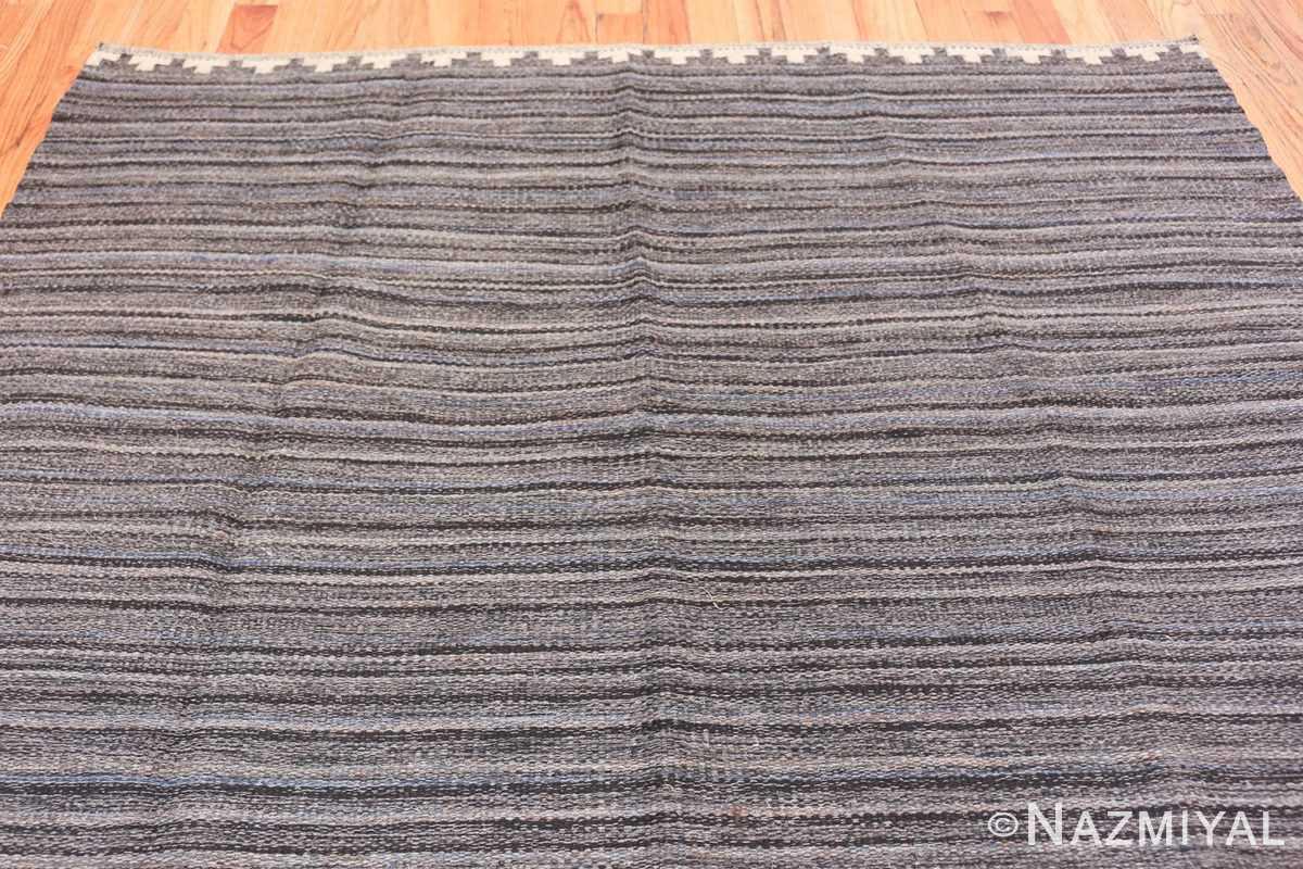 Vintage Scandinavian Swedish kilim rug by Rakel Callander 49130 top Nazmiyal