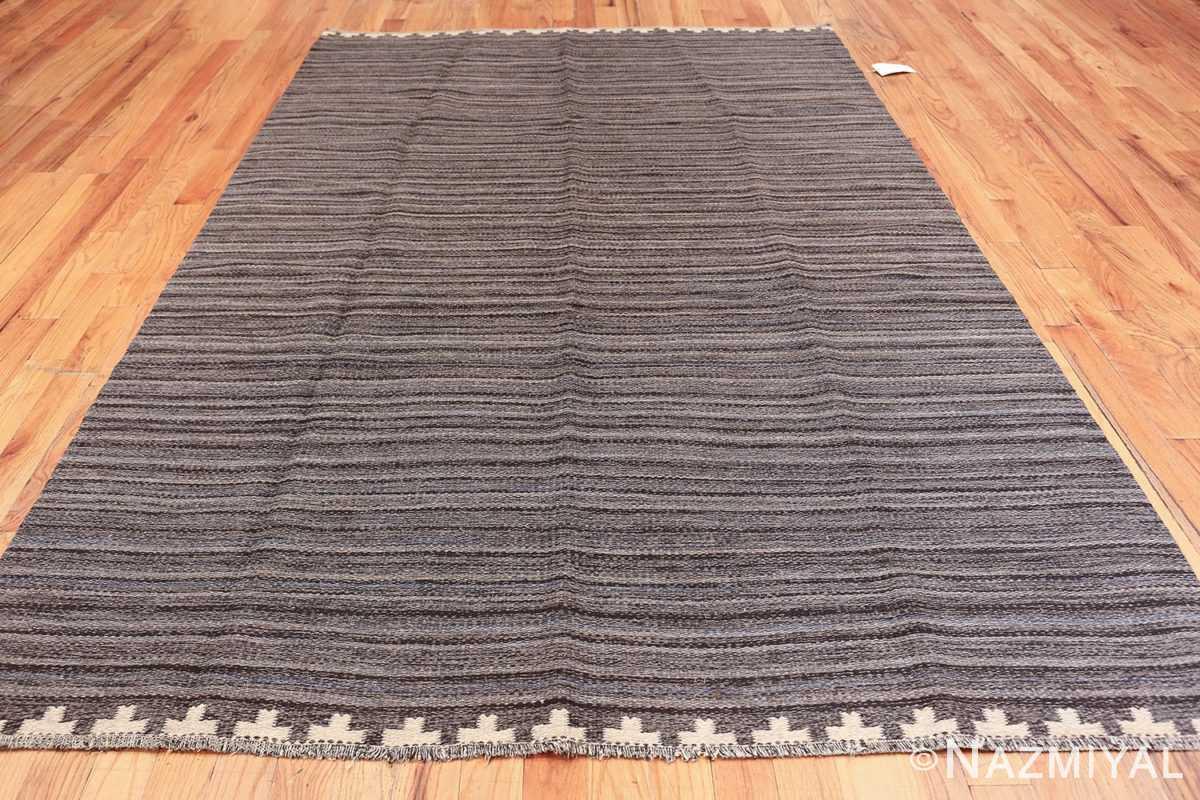 Vintage Scandinavian Swedish kilim rug by Rakel Callander 49130 whole Nazmiyal
