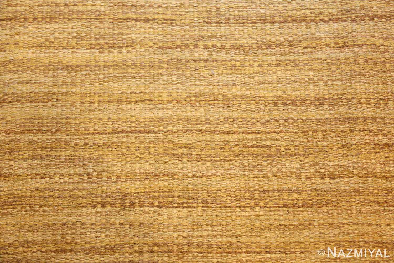 vintage scandinavian swedish kilim rug by rakel callander 49132 field Nazmiyal