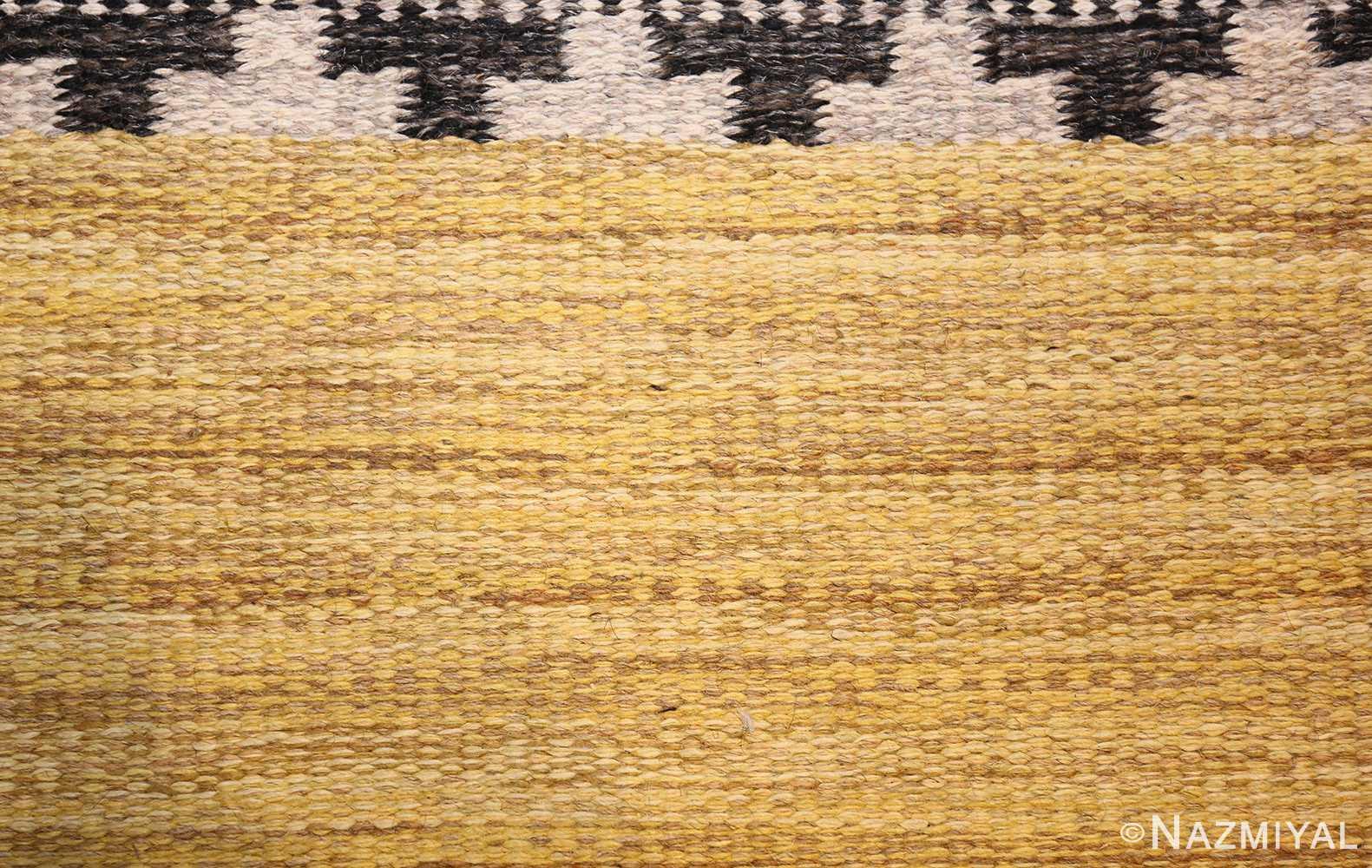 vintage scandinavian swedish kilim rug by rakel callander 49132 top Nazmiyal