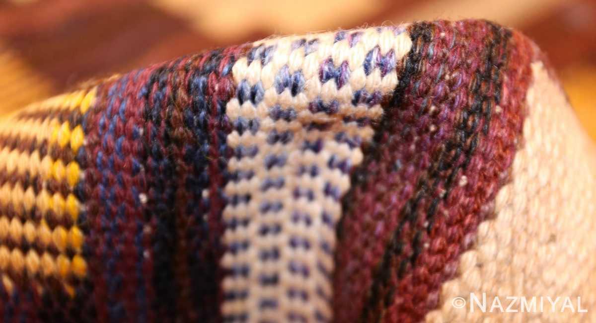 vintage swedish kilim rug by marianne richter for marta maas 49117 pile Nazmiyal