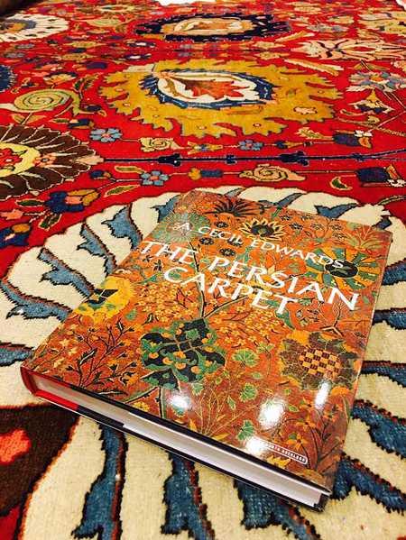Large Antique Vase Design Tabriz Persian Carpet by Nazmiyal Antique Rugs