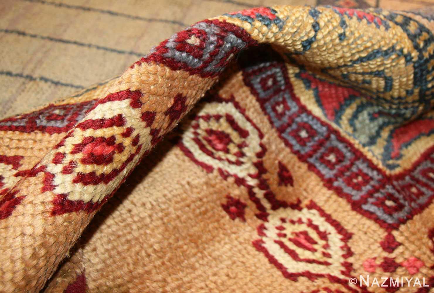 antique austrian art nouveau rug 49195 pile Nazmiyal