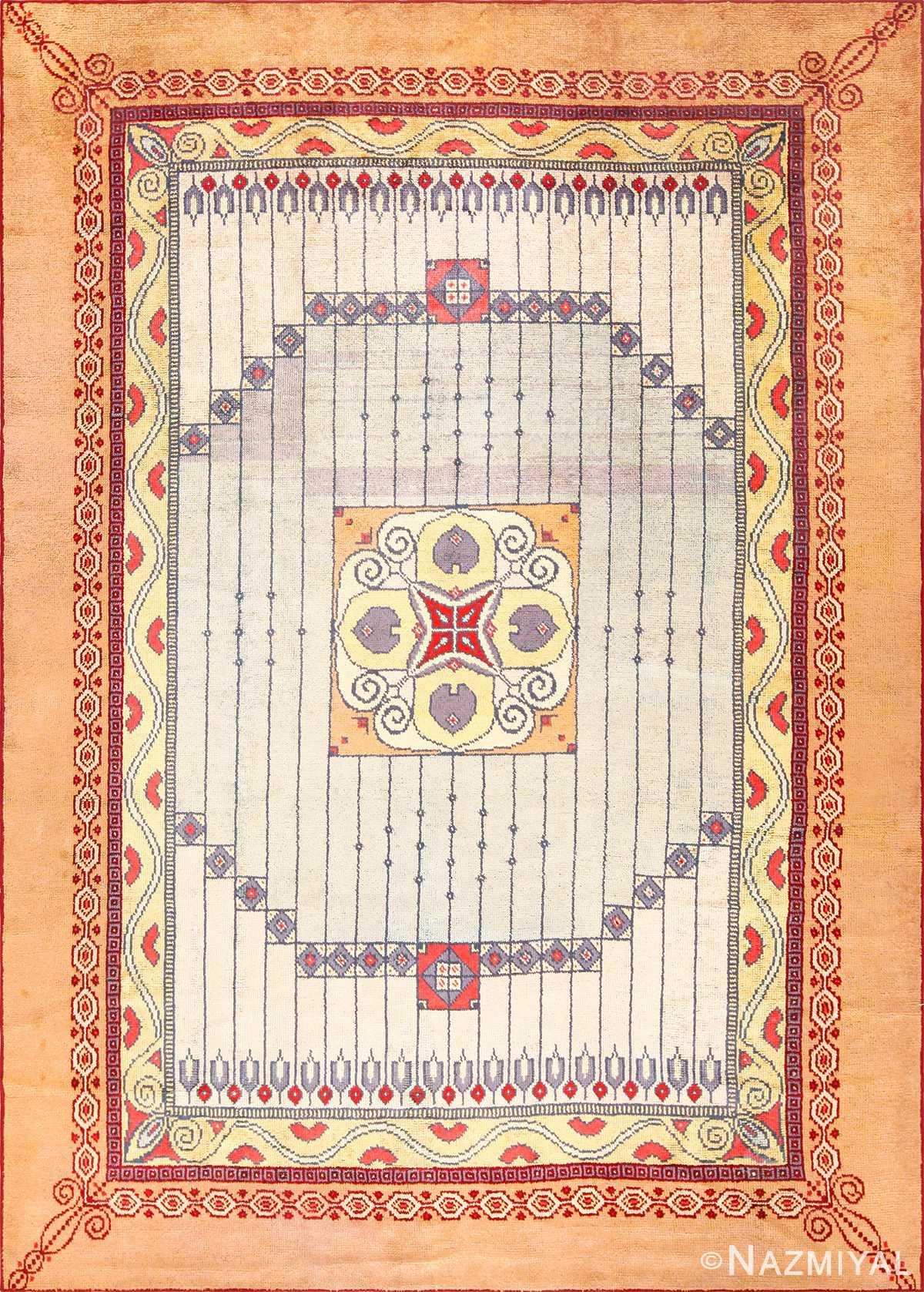 Art Nouveau Rugs Vintage Art Nouveau Carpet And Rug