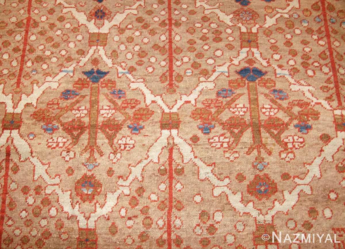 antique persian bakshaish rug 49200 field edited Nazmiyal