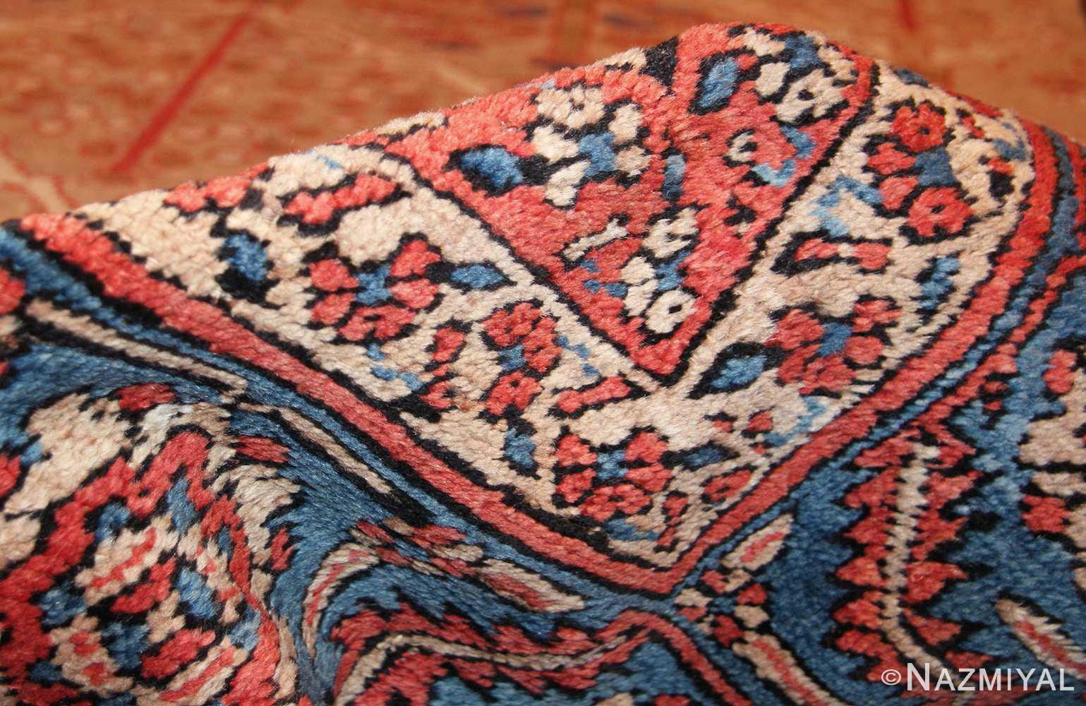 antique persian bakshaish rug 49200 pile edited Nazmiyal